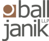 Ball Janik LLP –  Real Estate Law Firm | Finance | Litigation Logo